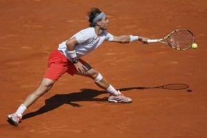 As physically imposing as Nadal is, years of playing stressfully have left him susceptible to upsets on faster surfaces like grass.