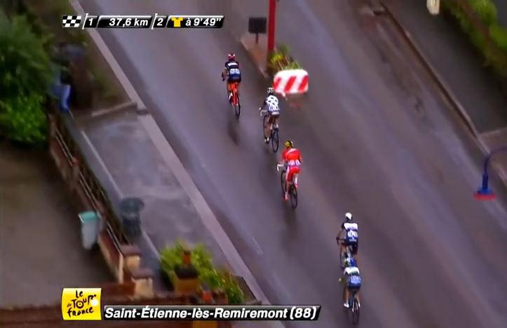 Tour de France Number