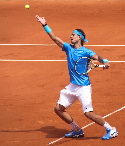 How do serves work in tennis? - Dear Sports Fan