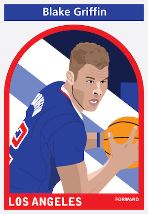 Everyplayerintheleague Blake Griffin