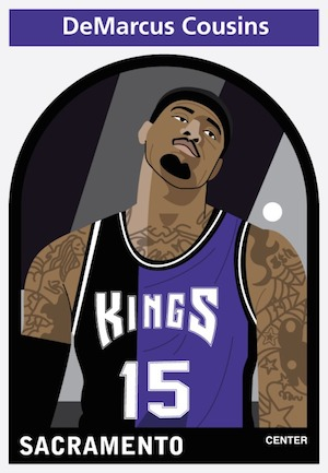 Everyplayerintheleague DeMarcus Cousins