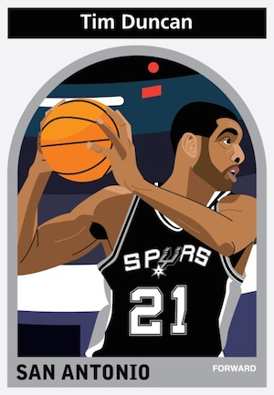 Everyplayerintheleague Tim Duncan